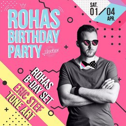 Rohas Birthday party