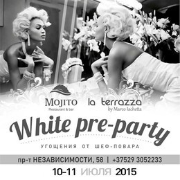 White Pre-Party