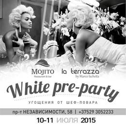 White Pre-Party