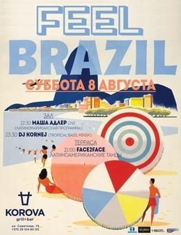Feel Brazil!