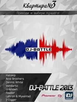 DJ Battle 2013 week 2