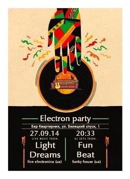 Electron party