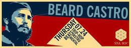 Beard Casrto