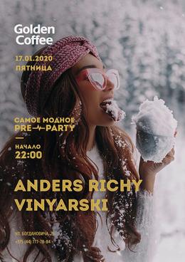 Anders Richy & VINYARSKI