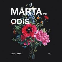 Marta (RU, Moscow) / Odis
