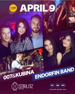 Endorfin Band, 007 & Kubina