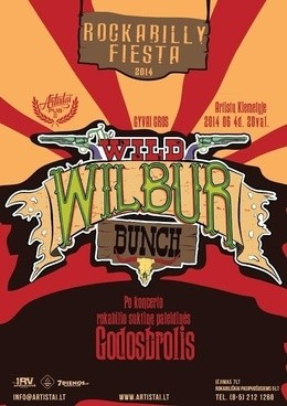 Rockabilly: The Wild Wilbur Bunch