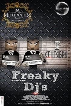 Freaky Dj's