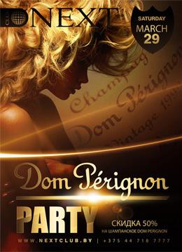 Dom Peregnon Party