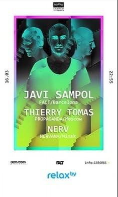 Javi Sampol & Therri Thomas