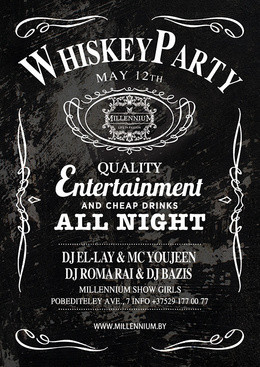 Whiskey Party