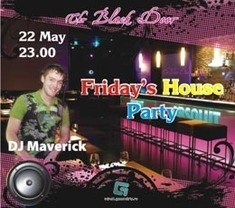 Friday's House Party!