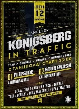 Konigsberg In Traffic