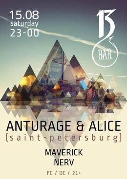 Anturage & Alice / SPB