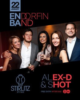 Endorfin Band, Alex-D & Shot