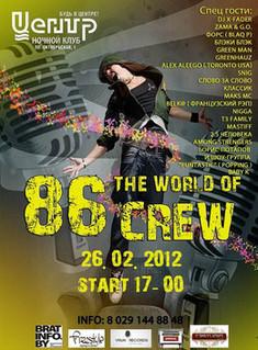 86 Crew
