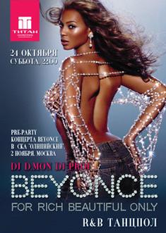 Pre-Party Beyonce