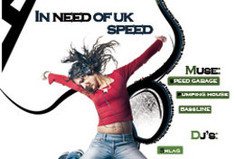 In need of UK speed