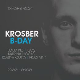 Krosber B-Day