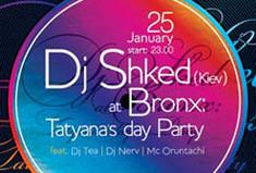 Tatyana's day Party