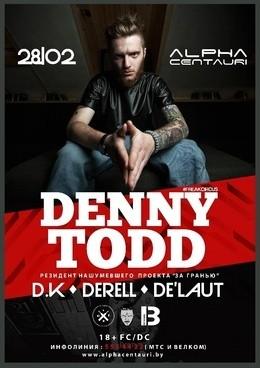 День Рождения Denny Todd