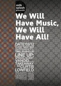 We Will Have Music