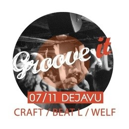 Groove it w/ Craft