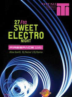 SWEET ELECTRO NIGHT