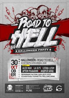 Halloween - Road 2 Hell