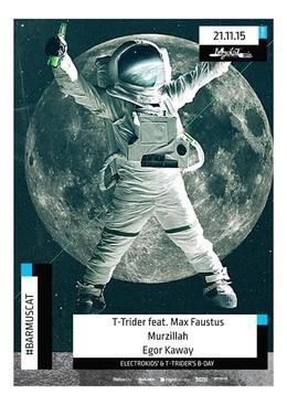 Electrokids' & T-Trider's B-Day