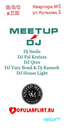 Meetap DJ