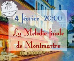 La Melodie finale de Montmartre