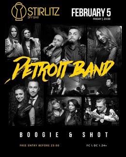 Detroit Band, Boogie & Shot
