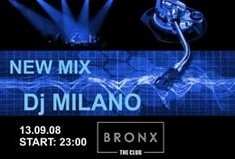 NEW MIX FROM Dj MILANO