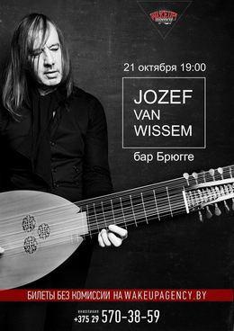 Концерт Jozef van Wissem