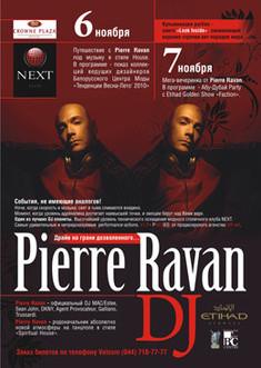 Dj Pierre Ravan