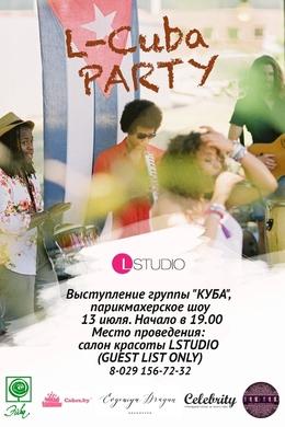 L-Cuba Party