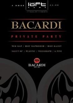 Bacardi Private Night