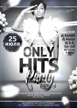 Only Hits Party