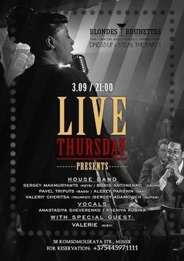 Live Thursday