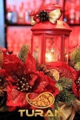 Новый год в ресторане «Turan»