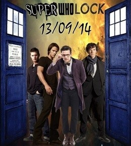 SuperWhoLock Party II