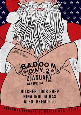 Badoon Day