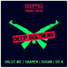 Deep Soldiers