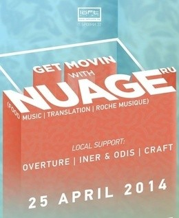 Get Movin' w/ Nuage (RU)