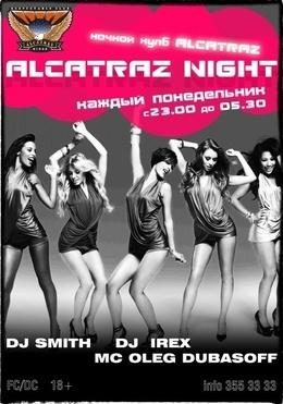 Alcatraz Night