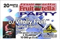 Fruittella party