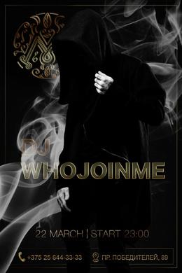 DJ Whojoinme