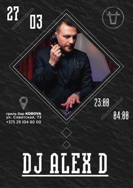 DJ Alex D