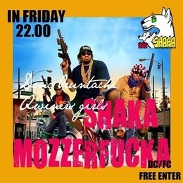 Shaka mozzerfucka party